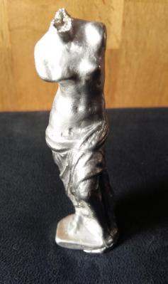Venus de Milo : Hauteur 8 cm