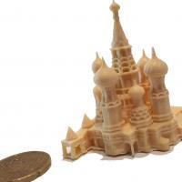 3D printing / Cathedral Saint Basile / HB3D SAS