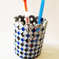 HB3D SAS / impression 3D ABS composite / Pot à crayons