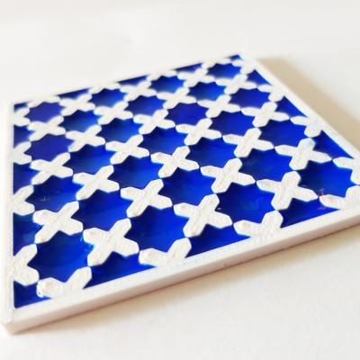 Under Glass Mosaic