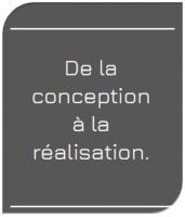 De la conception a la realisation