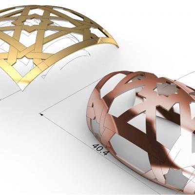 Hb3d sas modele 3d formes complexes